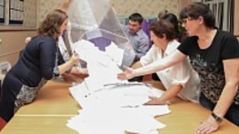 За Алексея Гордеева в Острогожском районе проголосовали более 93% избирателей