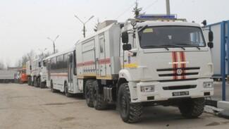 Спасатели из Тульской области подключатся к борьбе с паводком в Воронежской области
