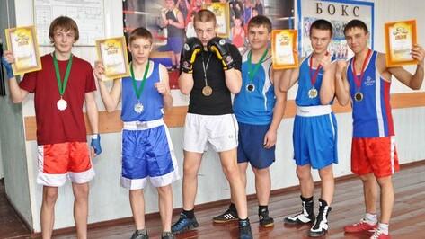 Бутурлиновские боксеры завоевали семь медалей на областном турнире