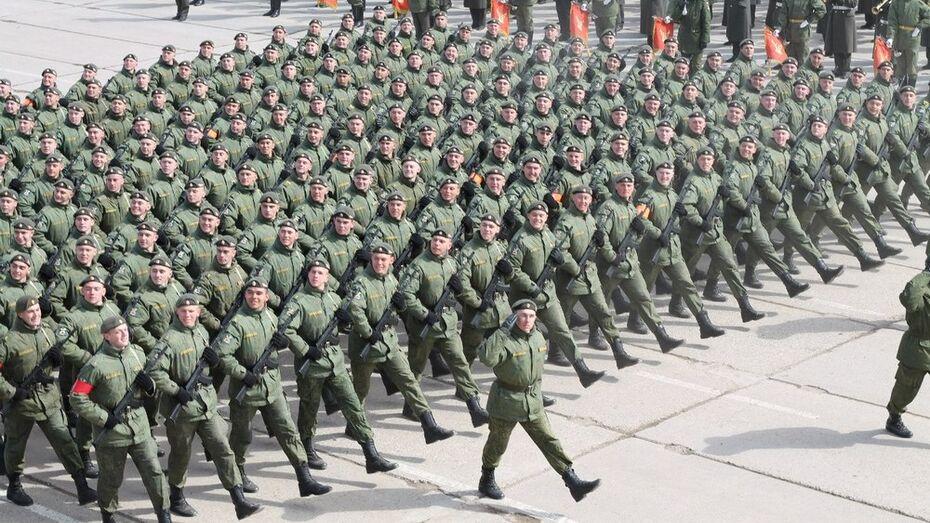 Аннинцы пройдут маршем по Красной площади 9мая