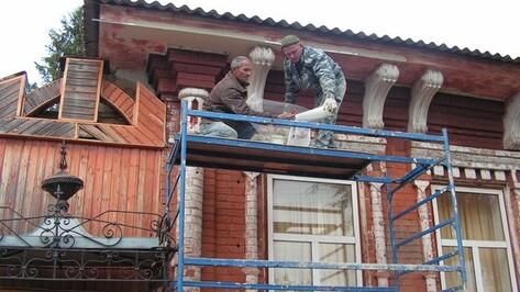 В Бутурлиновке начался ремонт краеведческого музея