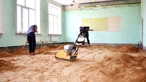 На ремонт школы в калачеевском селе Манино потратят 20 млн рублей