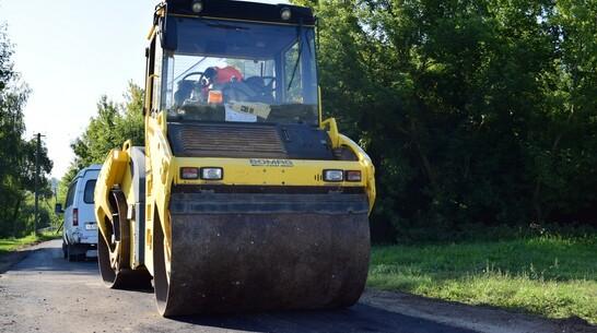 Около 15 км сельских дорог отремонтируют в Грибановском районе