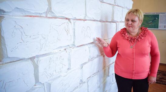 Выставка средневековых граффити открылась в Лисках