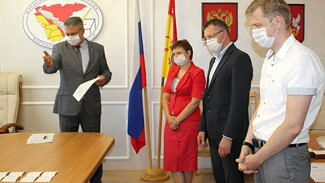 Воронежский облизбирком определил порядок размещения партий в бюллетене