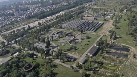 В Воронеже построят очистной цех для борьбы с неприятным запахом