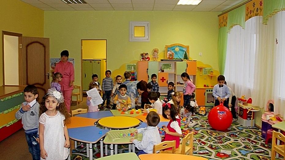 В бутурлиновском селе открылась разновозрастная группа детского сада