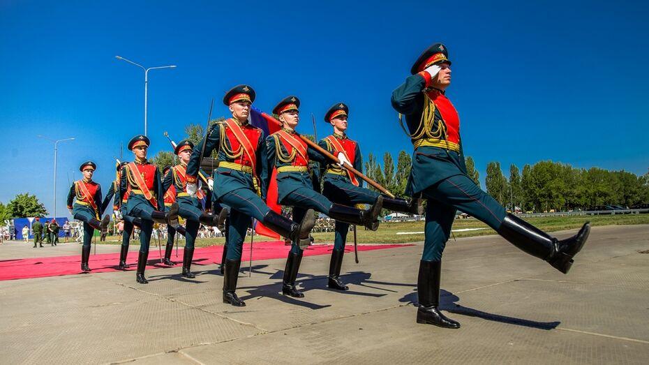 В Воронежской области открылись Армейские Международные игры-2017