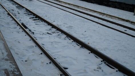 В Воронежской области юноша получил ожоги 90% тела на железной дороге