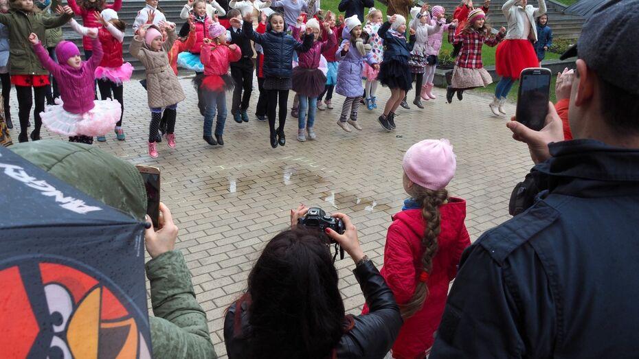 Фестиваль «Шекспирия» прошел в Воронеже под проливным дождем