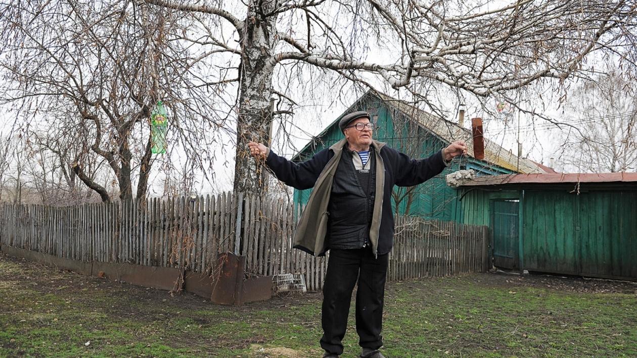 Заброшенные хутора: как пустеют воронежские деревни. Пылевка