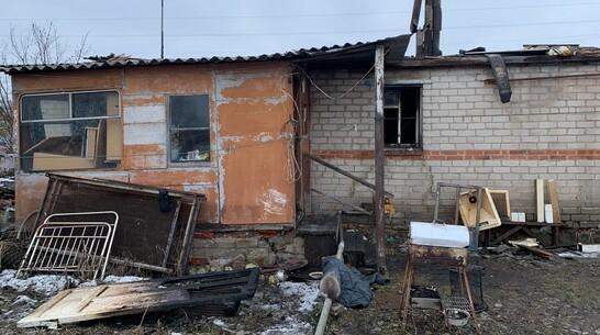 Акцию помощи погорельцам объявили в Рамонском районе