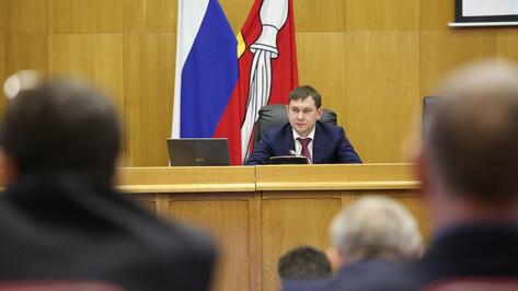В Воронежской облдуме рассмотрят законопроект о предпенсионных льготах и поправки в бюджет