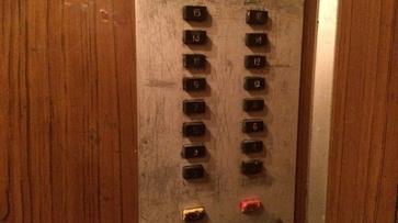 Более 1,6 тыс лифтов в Воронежской области отработали срок службы