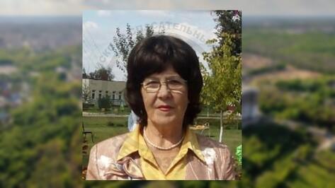 В Воронежской области пропала 76-летняя женщина