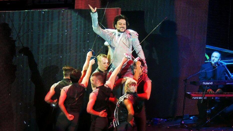 Певец Филипп Киркоров привезет в Воронеж шоу «Я» со смертельными трюками