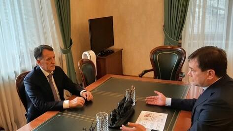 Экс-губернатор Воронежской области назвал послание президента «самым социальным»