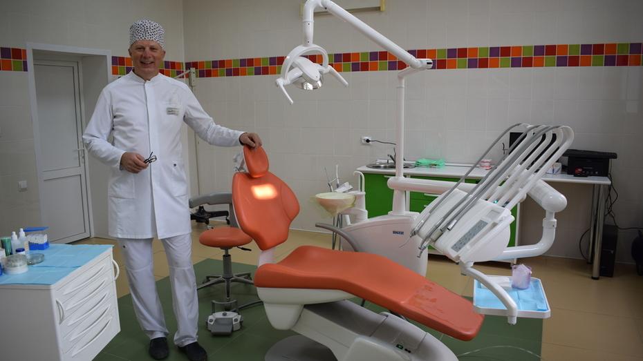 Борисоглебская стоматологическая поликлиника получила современное оборудование