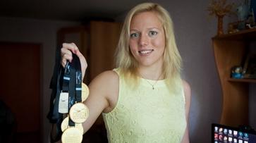 Воронежские пловцы взяли 9 медалей на Всемирных играх среди слепых