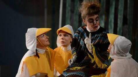 Воронежский «Театр равных» открыл 3-й сезон сказкой про гадкого утенка