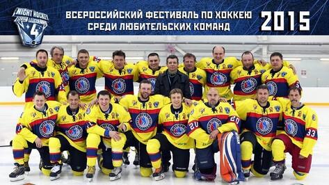 Журналисты Липецка и Воронежа обыграли в хоккей военных Крыма