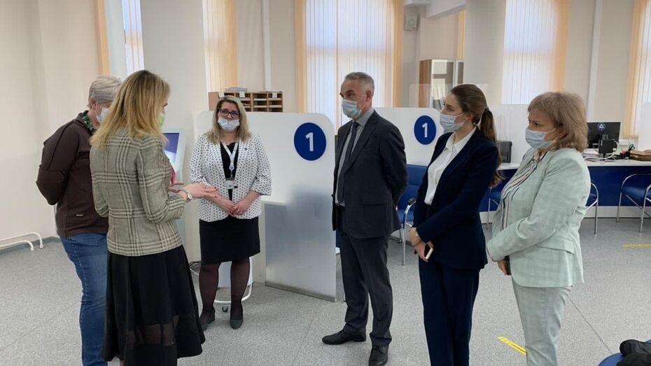 Воронежские чиновники оценили нижегородский опыт управления регионом