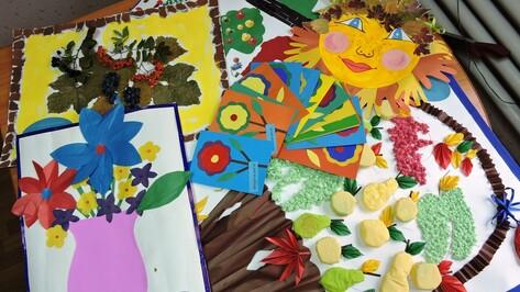 В Кантемировском районе дошкольники смастерили подарки для пожилых людей