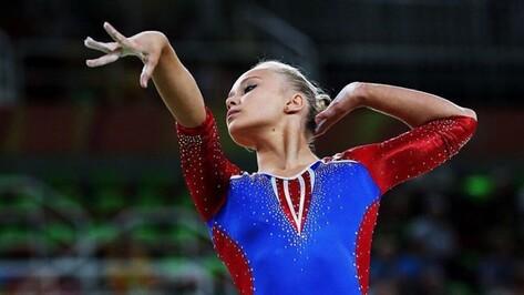 Воронежской гимнастке вручили медаль ордена «За заслуги перед Отечеством» I степени