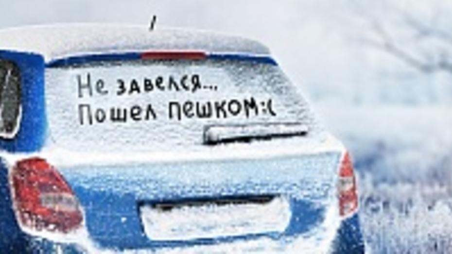 Воронежцы смогут комплексно подготовить автомобиль к зиме