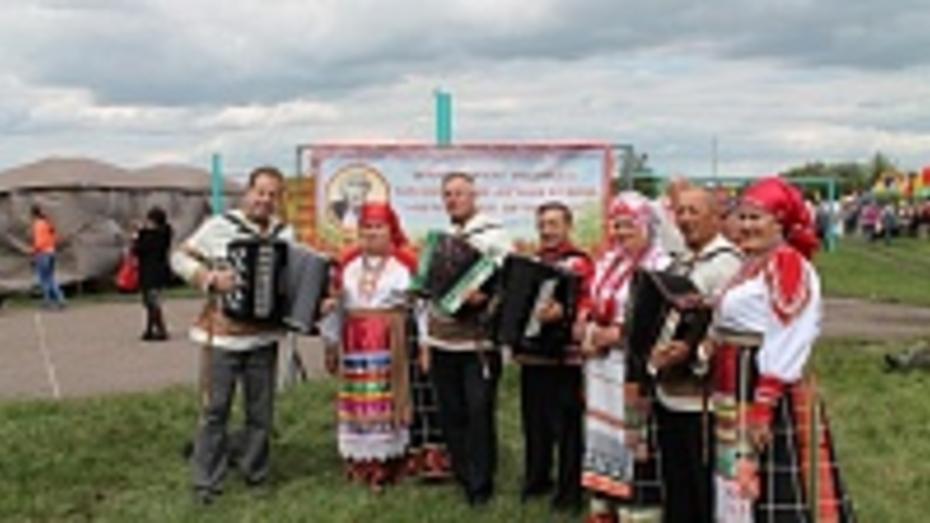 Народные ансамбли Хохольского района стали дипломантами  всероссийского фестиваля «На Родине Пятницкого»