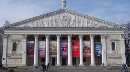 Новый облик Воронежского оперного театра выберут на конкурсе