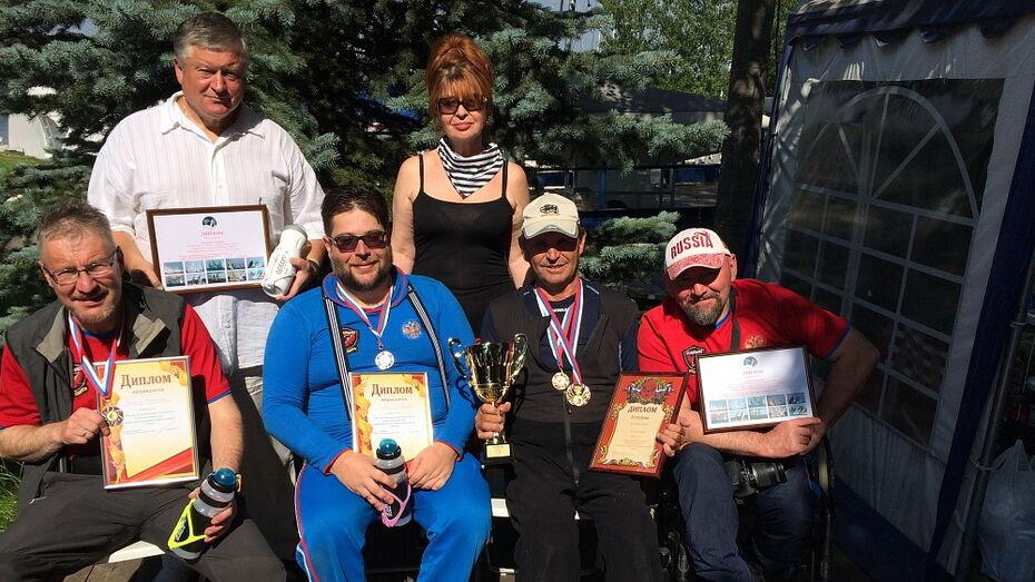 Параспортсмен из Воронежской области выиграл Кубок России по парусному спорту