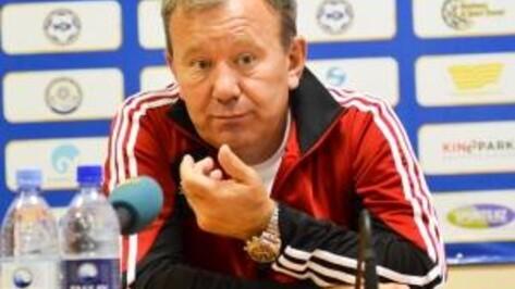 Владимир Муханов стал главным тренером «Факела»