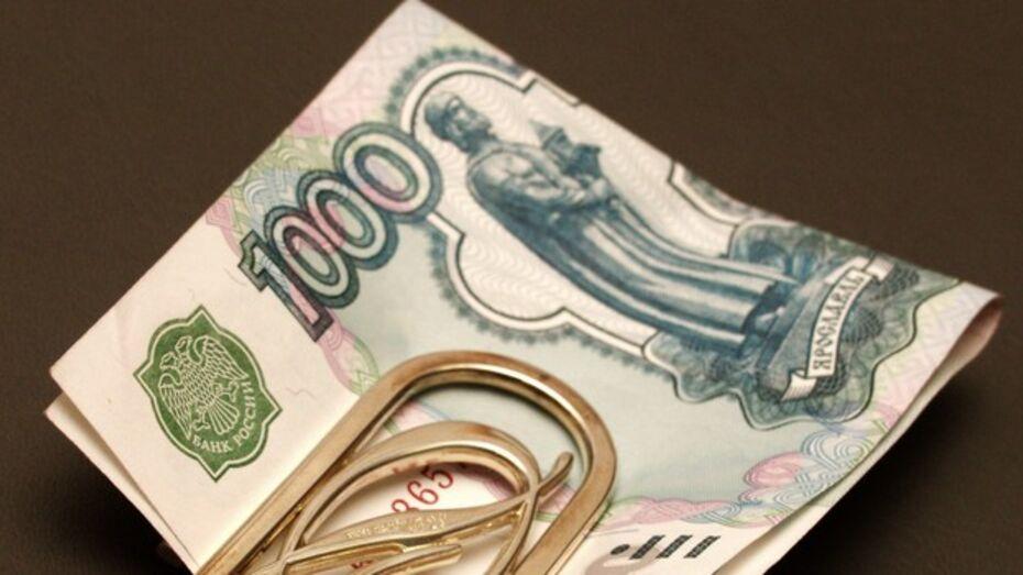 Воронежцы стали больше зарабатывать
