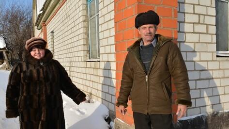 В Нижнедевицком районе 3 семьи переселили из ветхого жилья