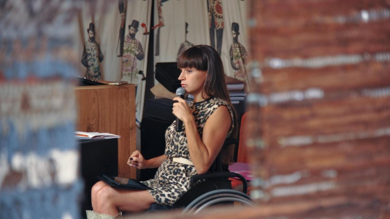 История от РИА «Воронеж». Как Настя Ругаева создала свою новую жизнь