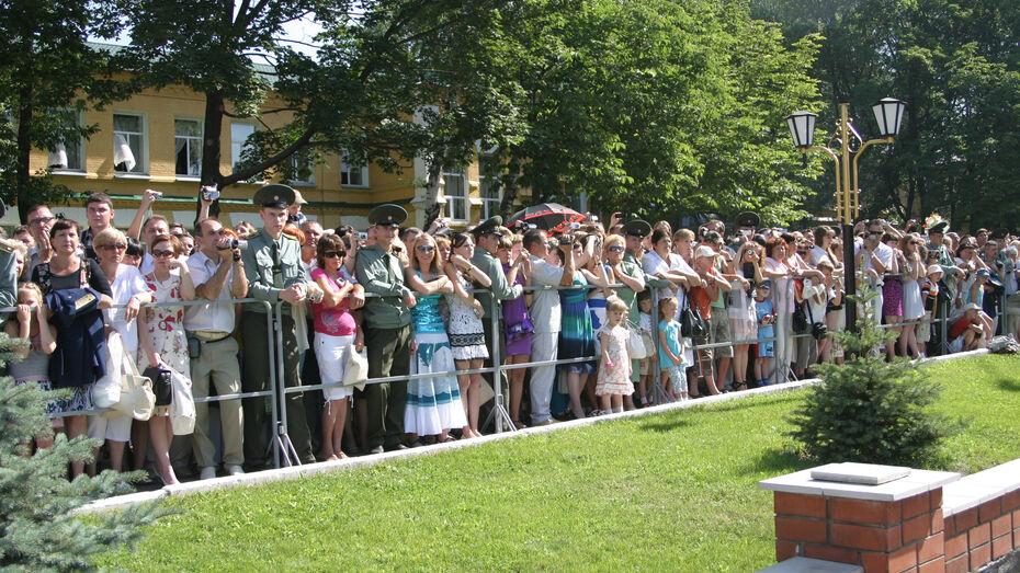 Из-за ковида в Воронеже отменили июньские массовые мероприятия