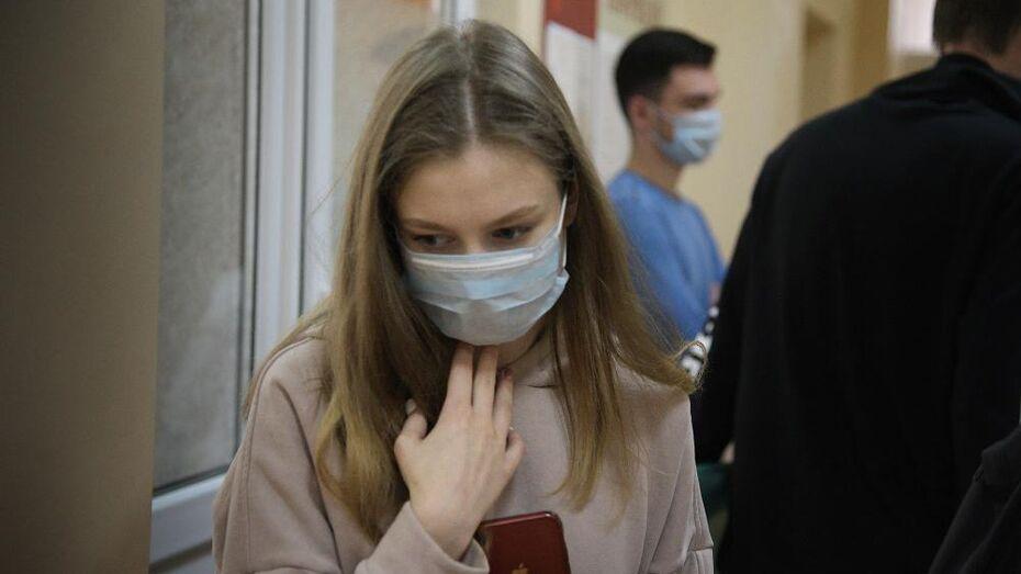 Уровень заболеваемости ОРВИ в Воронежской области не снизился за неделю