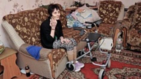 Фото РИА «Воронеж»: Светлана Трубникова после возвращения из Германии