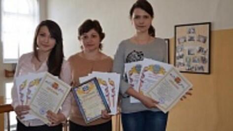 Хохольские школьницы заняли первое место в областной олимпиаде по географическому краеведению