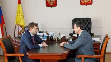 В Воронеже рассказали о реализации нацпроекта «Безопасные и качественные автодороги»