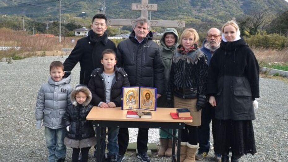 Семья уроженки Воронежа построит православный храм в Японии