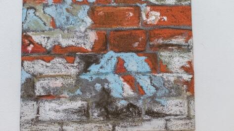 Воронежская художница выставила потерянные текстуры