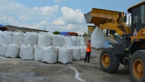 Воронежские таможенники задержали 200 кг соли из Евросоюза