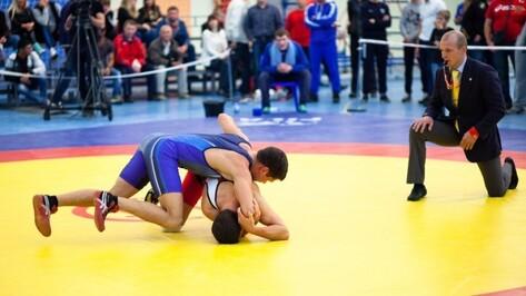 В Воронеже пройдет первенство ЦФО по греко-римской борьбе среди юниоров