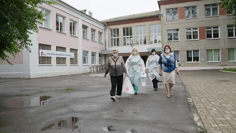 На избирательном участке и дома. Как воронежская улица Конституции голосовала за поправки