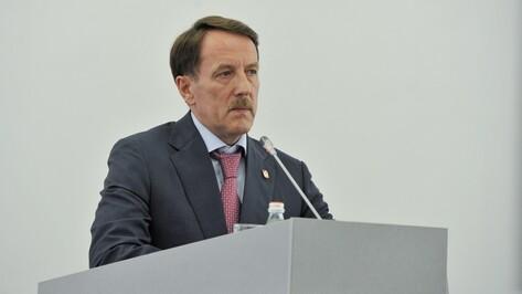 «Единая Россия» выдвинула Алексея Гордеева на выборы губернатора Воронежской области