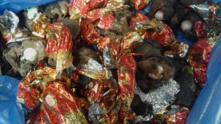 Жительница Воронежской области попыталась передать в ИК конфеты с наркотической начинкой