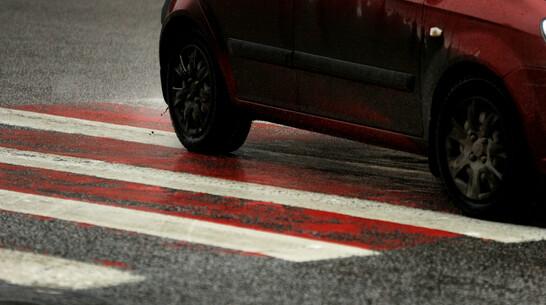 В Лисках иномарка сбила 8-летнего мальчика вне пешеходного перехода