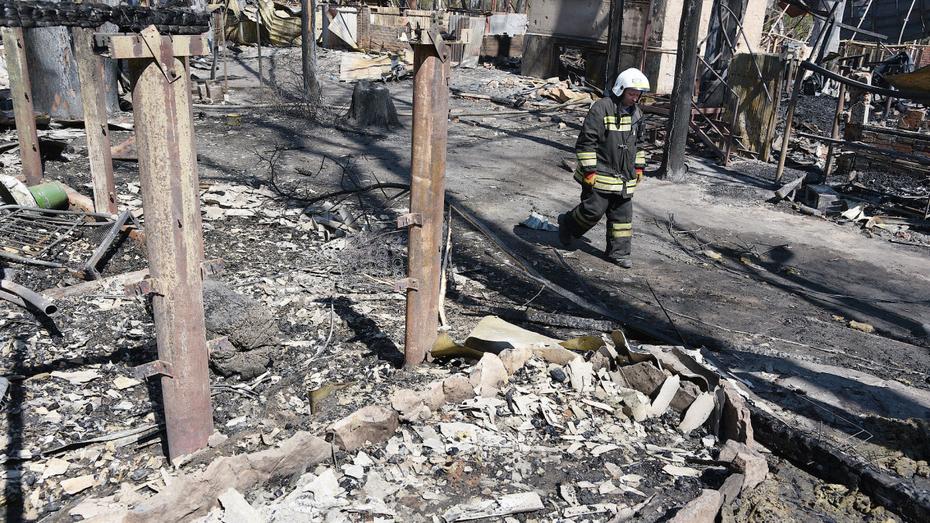 Более 1 тыс пожаров произошло в Воронеже в 2020 году